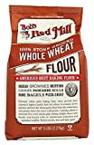 100% Stone Ground Whole Wheat Flour, 5lbs
