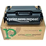 Print.Save.Repeat. Lexmark T650H11A High Yield Remanufactured Toner Cartridge for T650, T652, T654 [25,000 Pages]