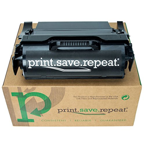 - Print.Save.Repeat. Lexmark T650H84G High Yield Remanufactured Label Applications Toner Cartridge for T650, T652, T654, T656 [25,000 Pages]