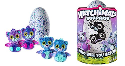 Hatchimals Surprise Peacat Twins