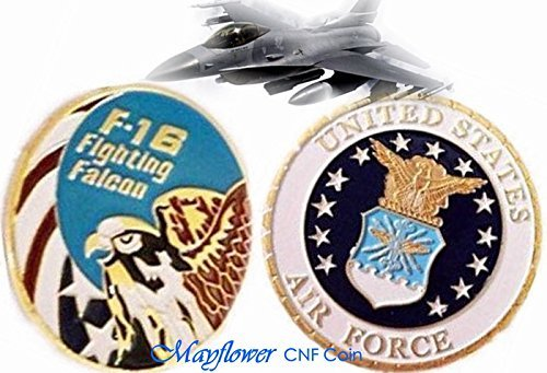 mayflower-cnf-coin-leather-holder-us-air-force-gold-c-130-challenge-coin-rare-we-the-people-of-the-u