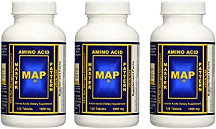 Amazon.com: Master aminoácido patrón mapa construcción ...