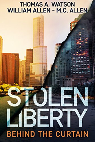 Amazon Stolen Liberty Behind The Curtain EBook Thomas A