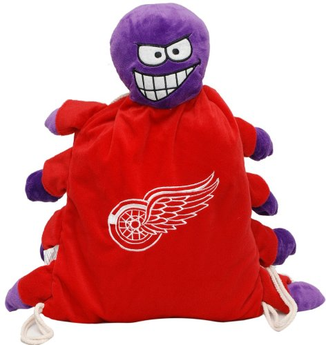 NHL Detroit Red Wings Backpack Pal
