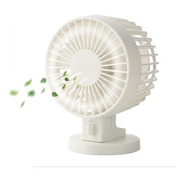 USB ventilador ventilador de mesa oficina escritorio Fan blanco ...