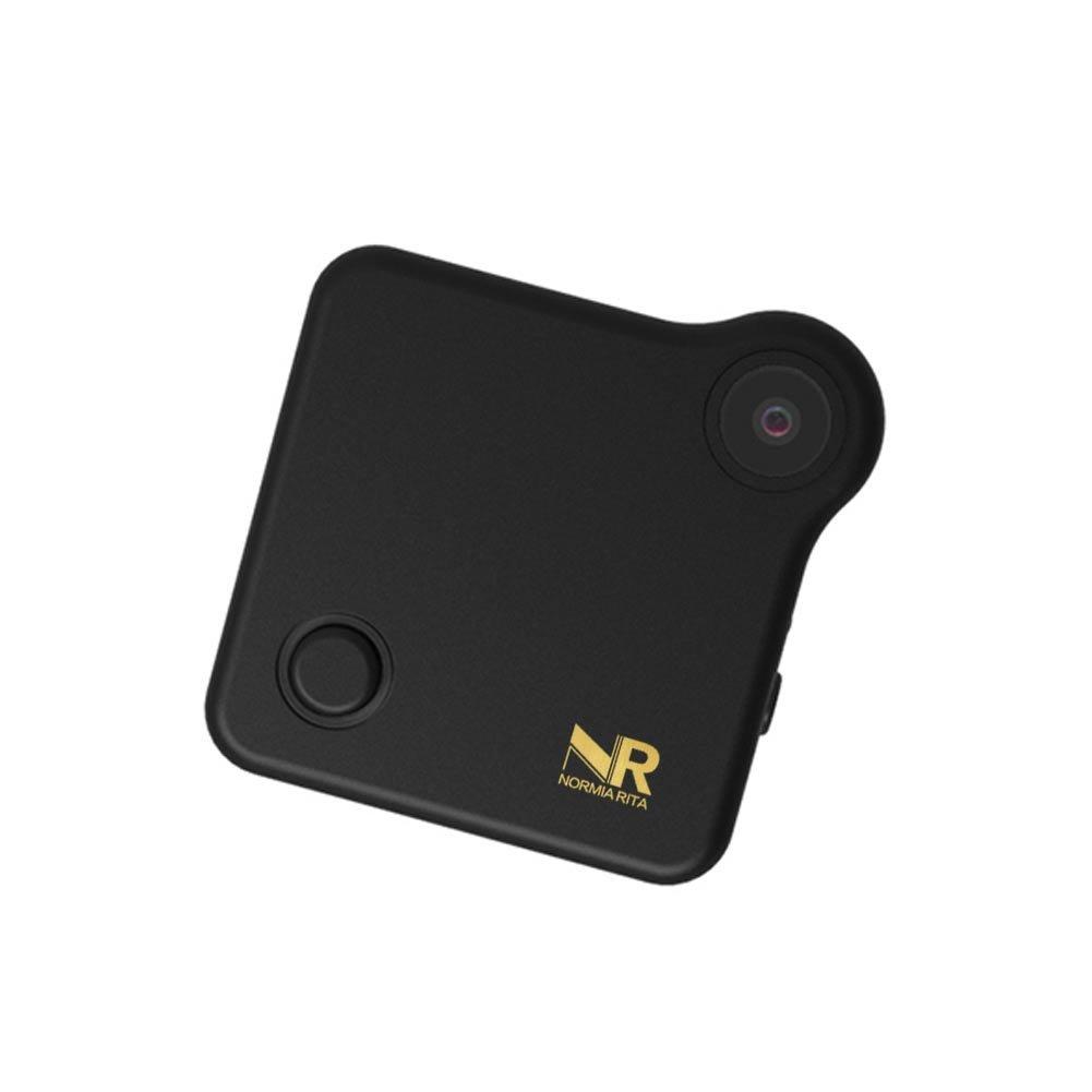 NORMIA RITAミニビデオカメラレコーダー持ち運びと録音が容易ウルトラボイスレコーダーWifi接続リモートコントロール B077RWWYY6