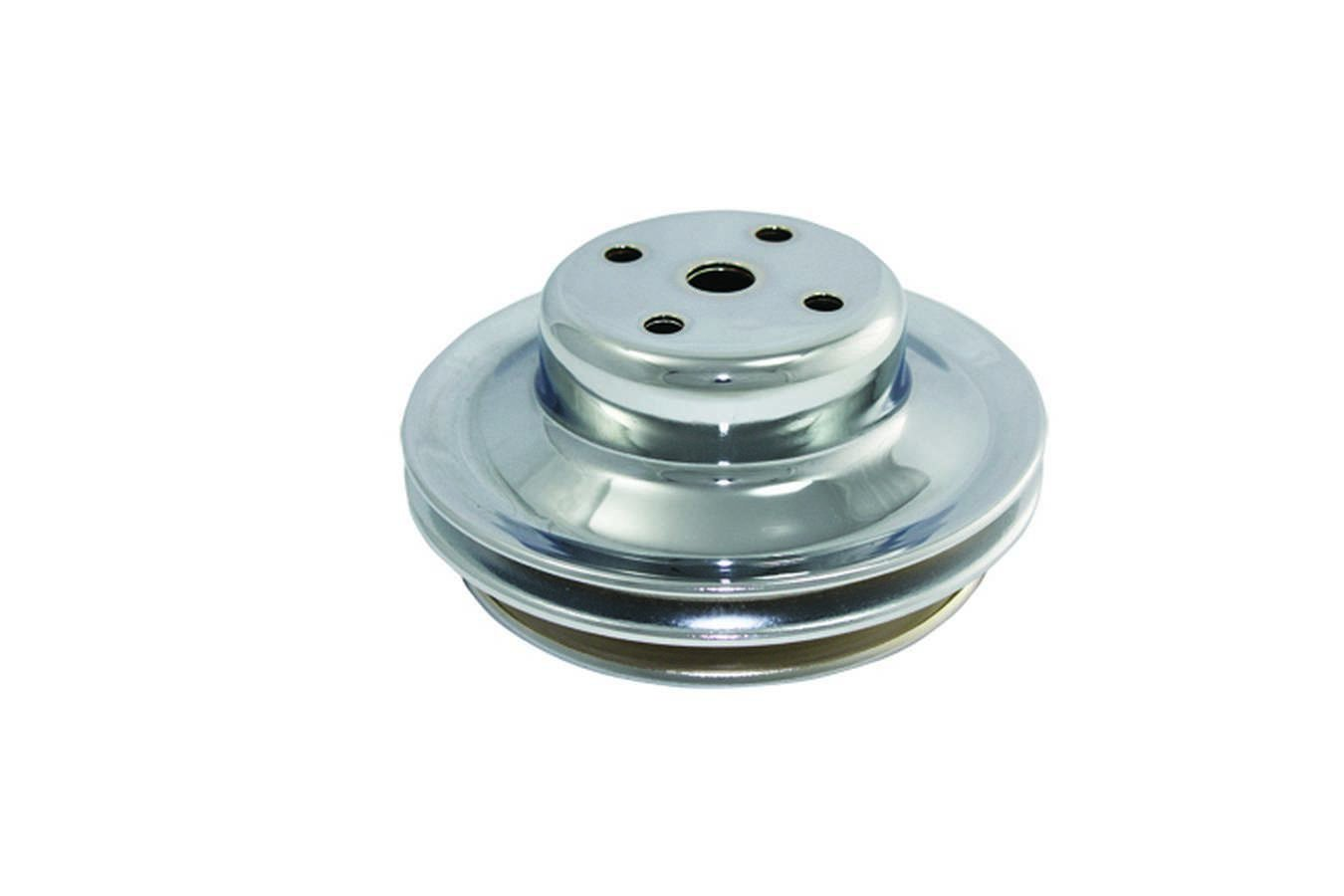 SPC Performance 8960 Long Water Pump Double Groove Upper Pulley for Big Block Chevy