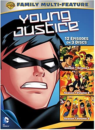 Young Justice: Season 3-Pack Of Fun Edizione: Stati Uniti Italia ...