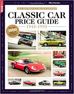 Classic Car Price Guide >> Classic Car Price Guide 2014 Magbook From The Publishers Of