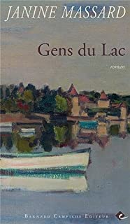 Gens du lac : roman, Massard, Janine