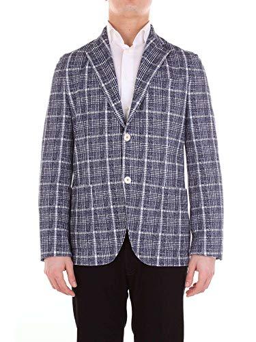 1901 Cn1850blue Blazer Circolo Homme Bleu Coton 8EwY86xqd
