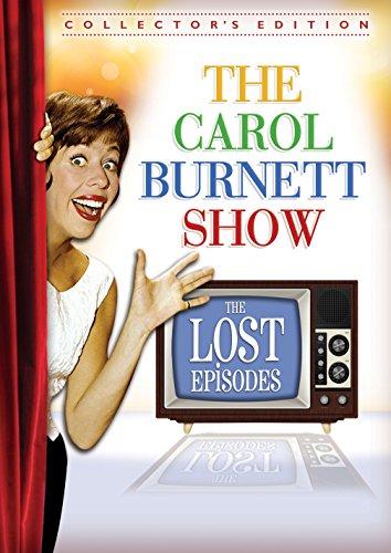 The Carol Burnett Show: The Lost Episodes (6DVD) (Best Of Carol Burnett)