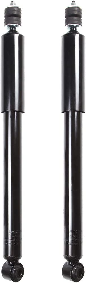 ECCPP 2 pcs Ford Rear Shocks Absorbers for 2005-2010 Chrysler 300,2006-2010 Dodge Charger,2005-2008 Dodge Magnum Compatible with 349086 5612 Auto Struts