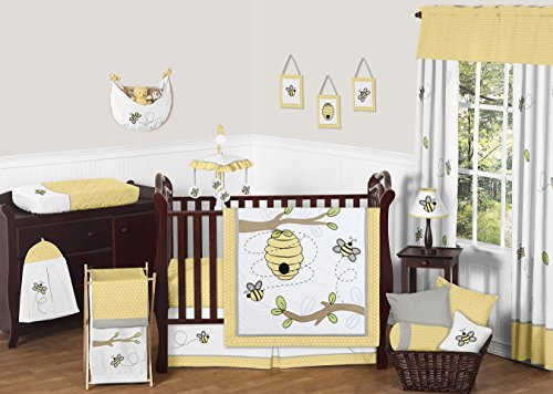 Bumble Yellow Unisex Bedding without product image