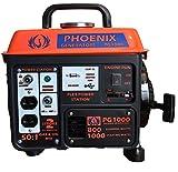 Phoenix Generators PG1000 Gasoline Generator 1000 Watt Peak Power ENVIAMOS A PUERTO RICO