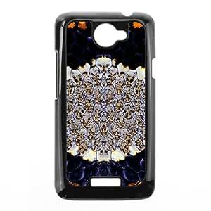 W-K-E-R1066421 Phone Back Case Customized Art Print Design Hard Shell Protection HTC One X