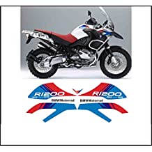 Kit adesivi decal stikers BMW R1200 GS 30 ANNIVERSARY EDITION PACK ADVENTURE (ability to customize the colors)