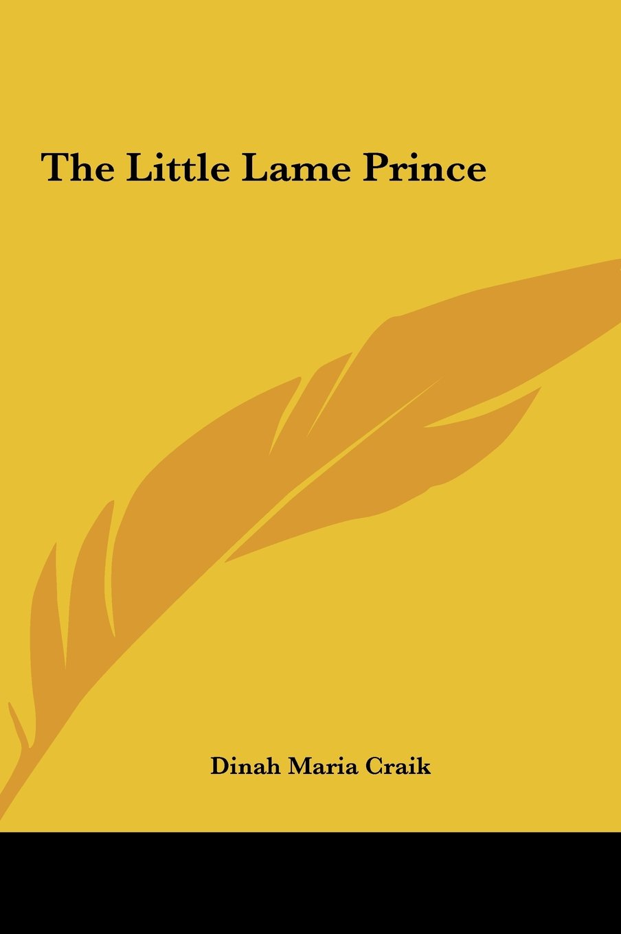 Read Online The Little Lame Prince pdf