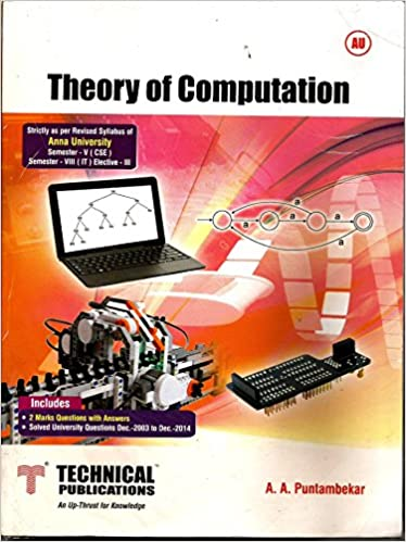 theory of computation book by puntambekar free