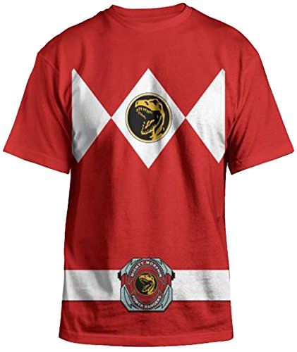 Power (Power Rangers Costumes Red)