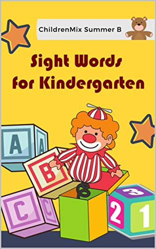 image regarding Sight Word Printable Books named : Sight Terms For Kindergarten: Sight phrase