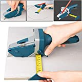 Portable Gypsum Board Cutting Device, All-in-one