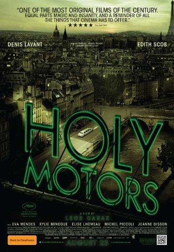 Holy Motors Poster (27 x 40 - 69cm x 102cm)  (Australian Style A) (2012)