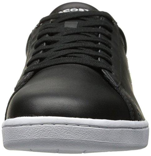 Lacoste Heren Carnaby Evo Fashion Sneaker Zwart
