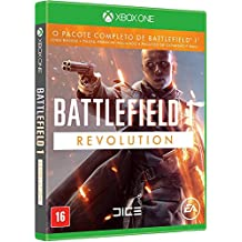 Battlefield Revolution Br - 2017 - Xbox One