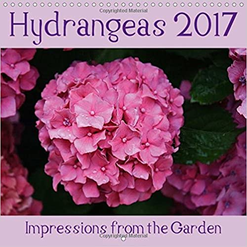 Book Hydrangeas 2017 - Impressions from the Garden 2017: For the First Time, This Wonderful Calendar with its Superb Photographs Lets You Enjoy Beautiful ... Full Bloom All Year Round (Calvendo Nature)