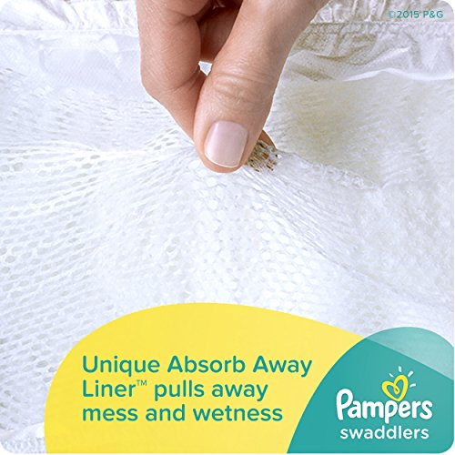 Large Product Image of Pampers Swaddlers Disposable Diapers Size 2, 186 Count, ECONOMY PACK PLUS