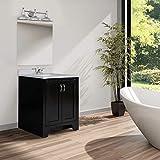 Design House 520312 Kimball, Vanity Light, Galvanized