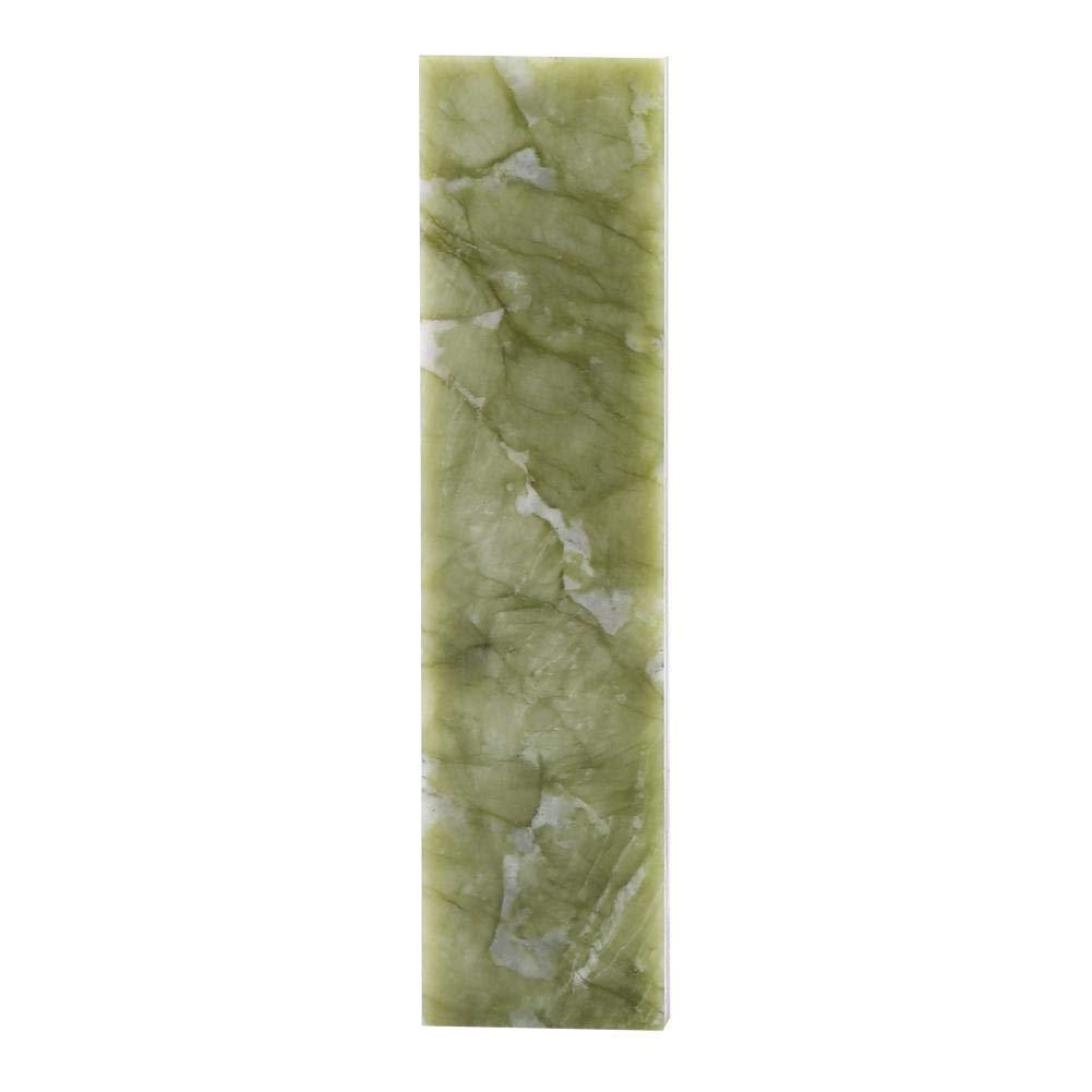 Scissors Green Cutter Whetstone,1pc Blade Razor Sharpener Stone Whetstone Polishing Tool Two Sides 10000# 3000# Grit for Sharpen Kitchen Tools Shave Tool