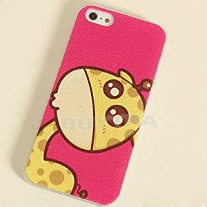 SE5 New Pattern Painted Phone Hard Back Skin Case Cover For iphone4 / 4S/ 5/ 5S