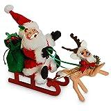 Annalee - 5in Santa's Take Off