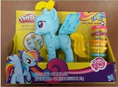 Toys for Children,Hasbro -Play-Doh My Little Pony Rainbow...