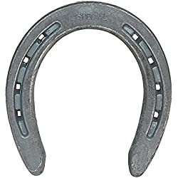 Good Luck Horseshoe Size 000 with TWO nails