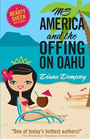 book cover of Ms America and the Offing on Oahu