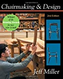 Chairmaking and Design, Jeff Miller, 1561581585