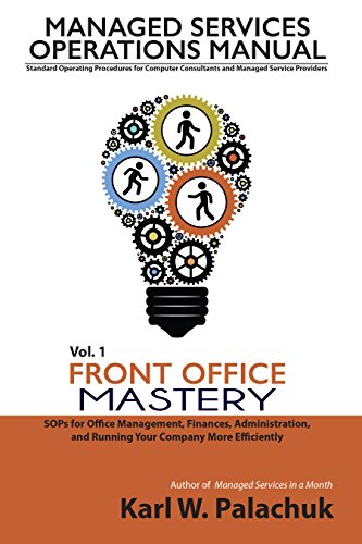 Front Office Book