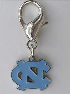 product image for Diva-Dog NCAA 'North Carolina Tarheels' Licensed College Team Dog Collar Charm