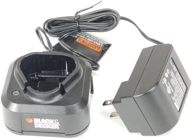 Black & Decker 90592257 Drill/Driver Battery Charger, 12-volt Genuine Original Equipment Manufacturer (OEM) part for Black & Decker