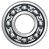 12x28x8 CERAMIC Open Ball Bearing for RC Cars 6001 Open