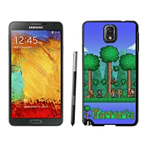 Beautiful Samsung Galaxy Note 3 Case ,Unique And Lovely Designed With terraria Samsung Galaxy Note 3 Phone Case