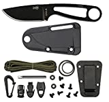 ESEE Izula Knife with Complete Kit, Black