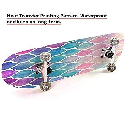 Everybirdy Pattern Outdoor Skateboard 31