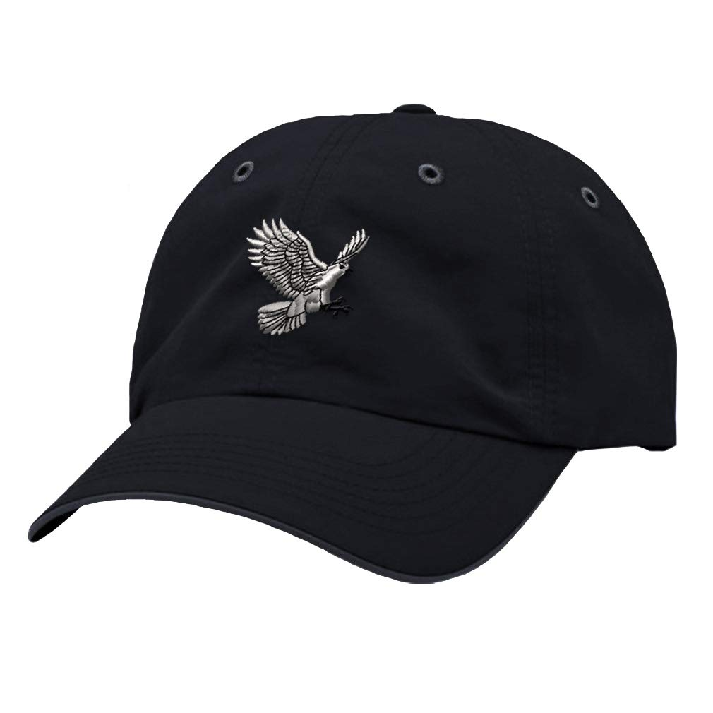 Custom Richardson Running Cap Hawk Embroidery Animal Name Polyester Hat