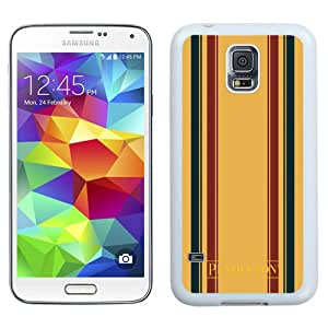 Fashionable Pendleton 10 Galaxy S5 Generation Phone Case in White
