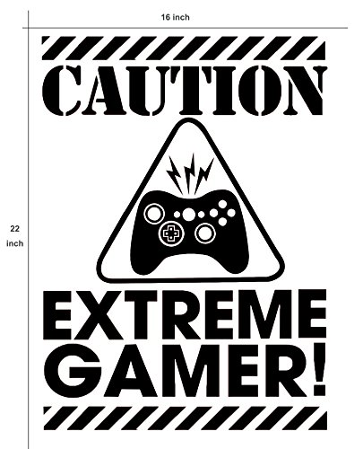 Buy gamer stickers for wall