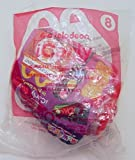 Mcdonalds Nickelodeon Icarly Gumball Sticker Dispenser Happy Meal Toy #8 by McDonalds Happy Meal